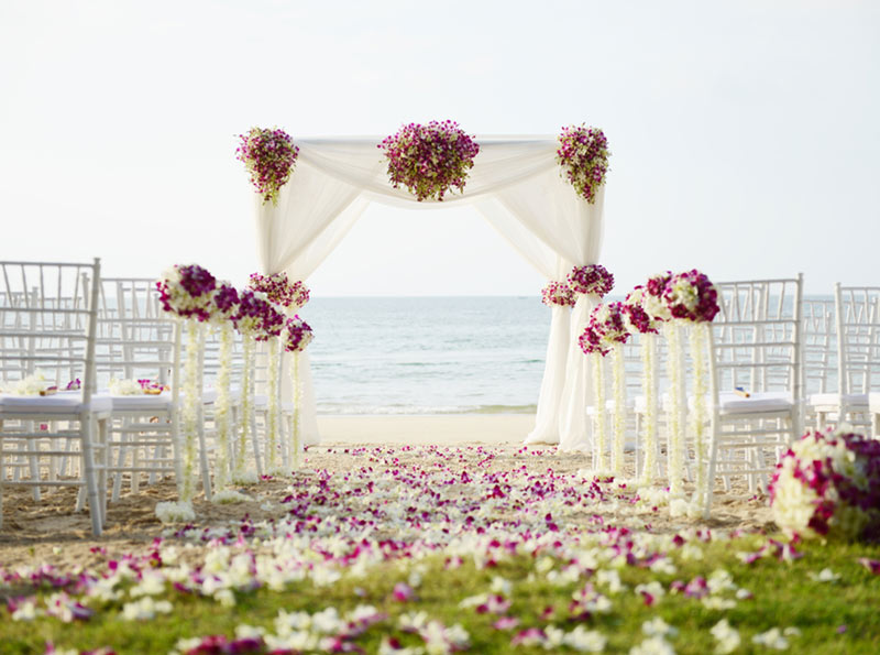 Matrimonio in spiaggia | Daniela Mengarelli Event & Flower Design
