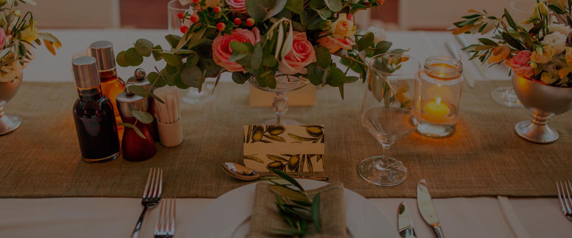 Servizi Daniela Mengarelli | Event & Flower Design