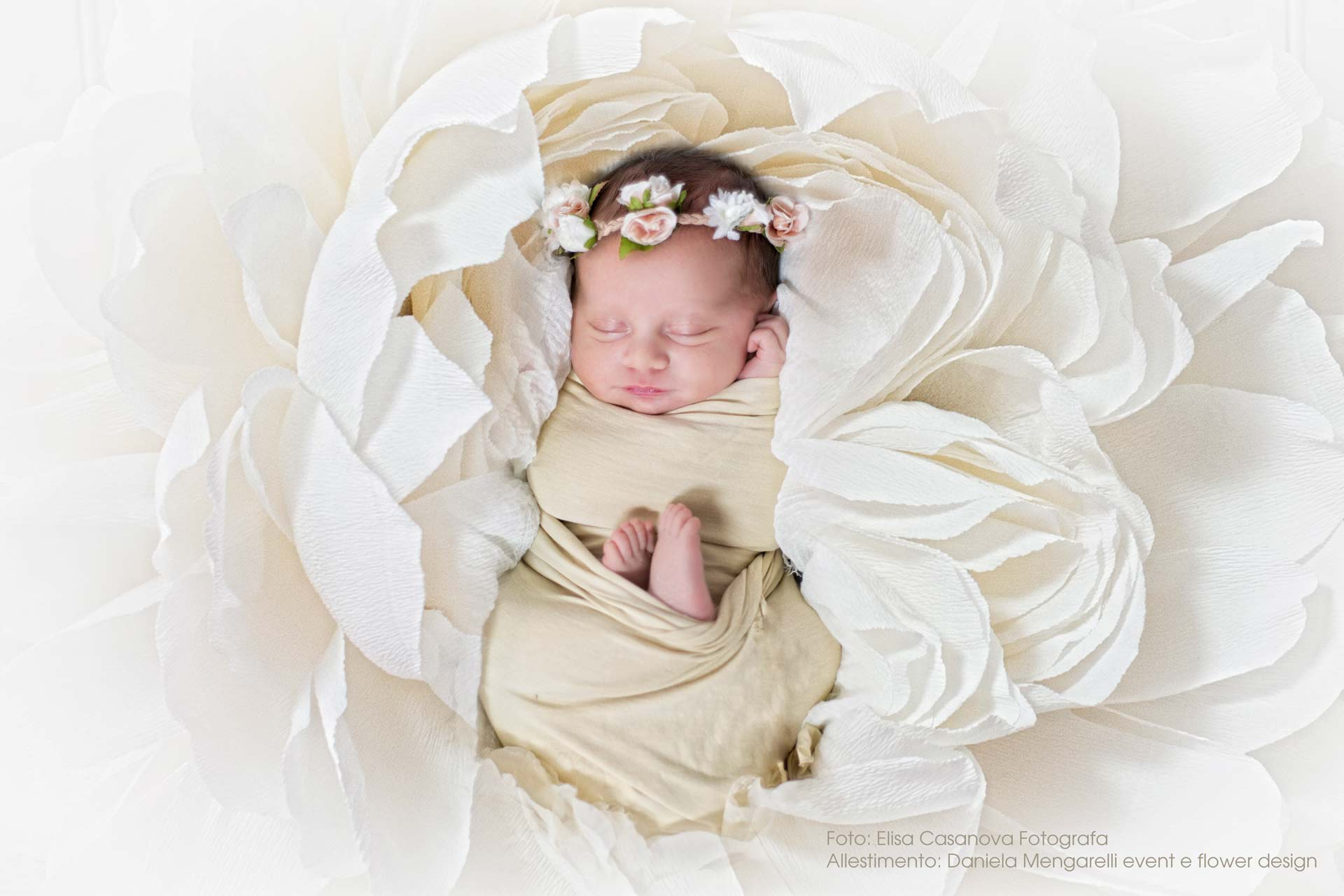 Daniela Mengarelli Event And Flower Design | Newborn Photography